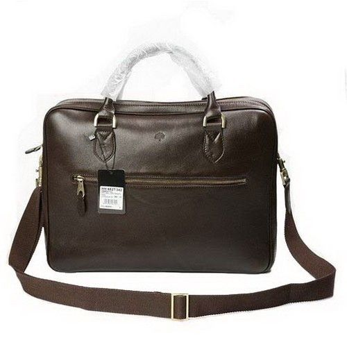 Cozy Mulberry Oversize Heathcliffe Briefcases Chocolate GBP 145.92 - On Sale