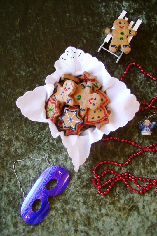 Рождество, старый Новый год — прекрасный повод испечь ароматное печенье!