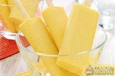 Receita de Picolé cremoso de milho em receitas de sorvetes, veja essa e outras receitas aqui!