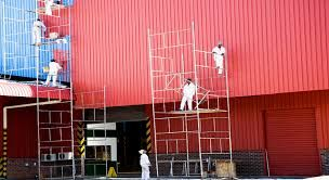 Preparing for a Visit From Commercial Painting Contractors