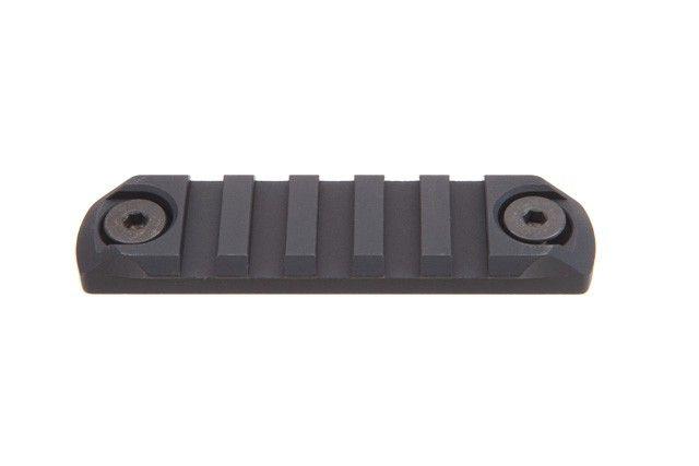 BCM GUNFIGHTER M-LOK Compatible Aluninum Rail - Black 3
