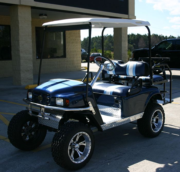 17 best images about custom golf carts on pinterest kick for Narrow golf cart