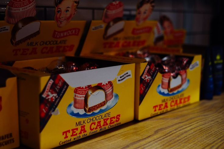 Tunnocks Teacakes - the best addition to a Scottish company!