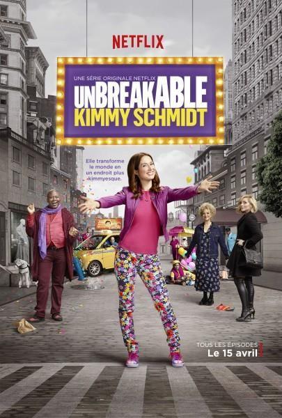 Nouveau teaser pour le retour d'Unbreakable Kimmy Schmidt http://xfru.it/kljmcR