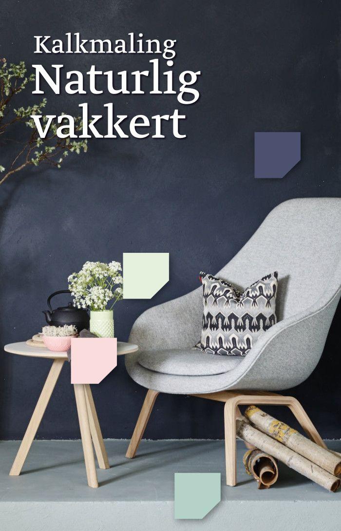 Forsiden av Fargerikes nye fargekart til kalkmaling og chalk paint!
