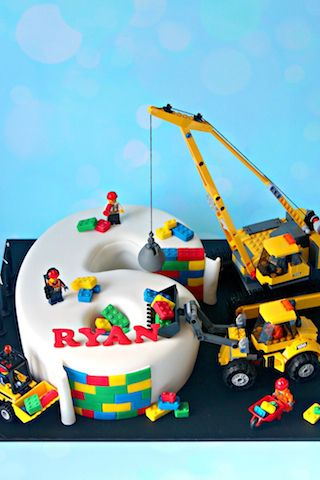 240 best Lego Cakes images on Pinterest Lego cake Anniversary