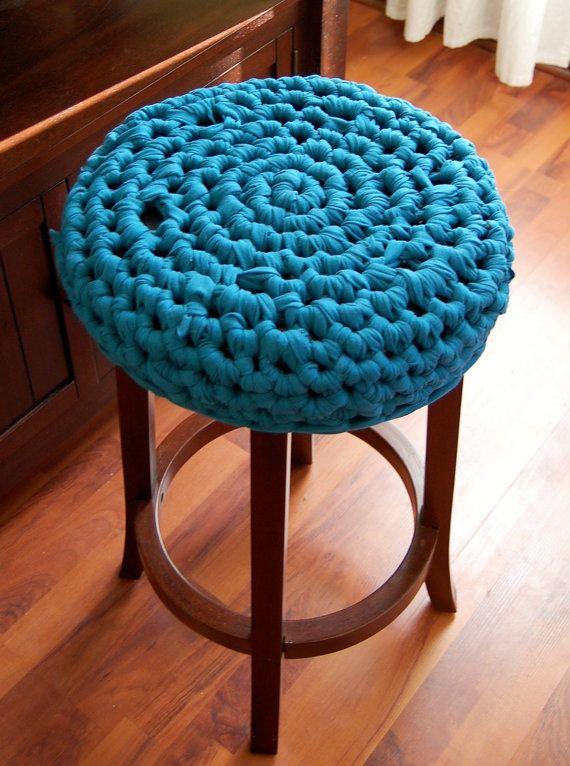 Stool covers bar stool covers stool cushion round Stool Cover vanity stool cover Custom Made color options