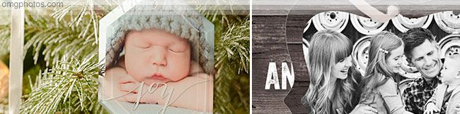 Shutterfly Ornaments Coupon: 30% Off Christmas Ornaments