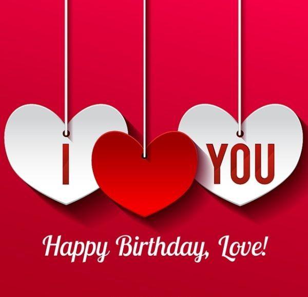 Happy Birthday To My Love Couture: Happy Birthday My Love Wishes