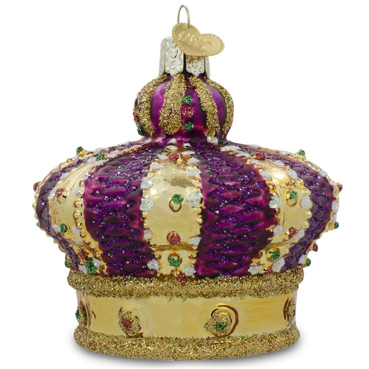 45 best images about mardi gras decorations on pinterest for Christmas crown decoration