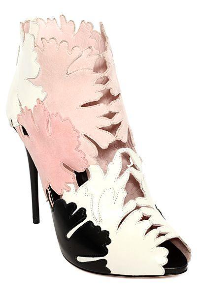 Alexander McQueen - Women's Shoes - 2015 Spring-Summer, HT