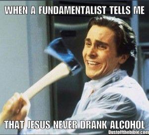 Jesus drank alcohol meme  #Jesus #meme #alcohol #meme