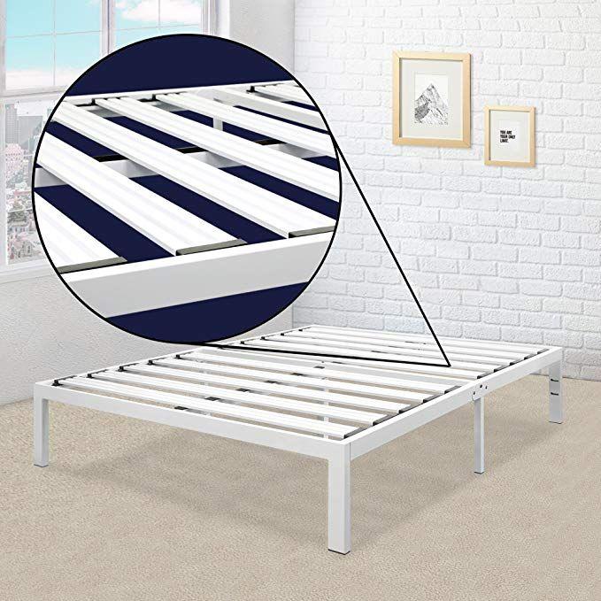 Best Price Mattress Twin Xl Bed Frame 14 Inch Metal Platform