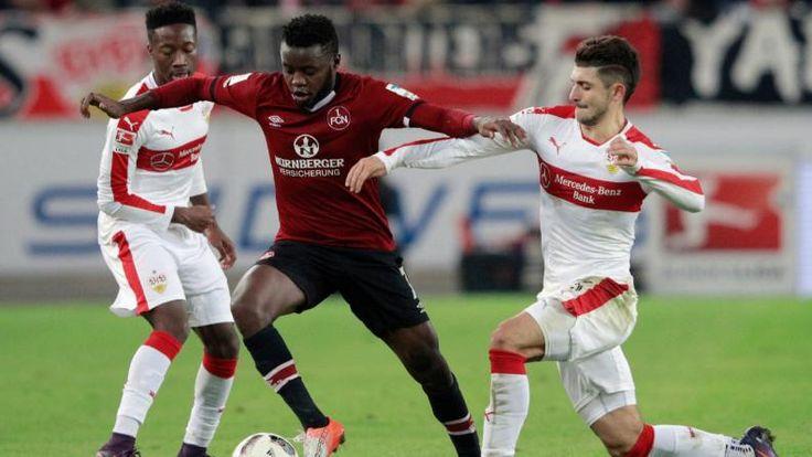 Stuttgart – Nürnberg 3:1 | Blitz-Tor! Terodde trifft nach 137 Sekunden - Bundesliga - Bild.de