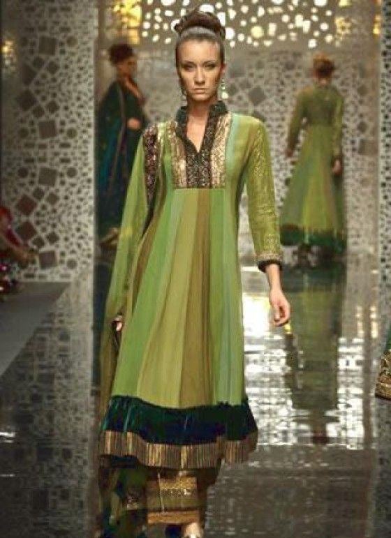 Salwar Kameez Latest Designs 2013 Patterns Neck Designs Styles Men Girls Neck Pattern: Salwar Kameez Designs By Manish Malhotra