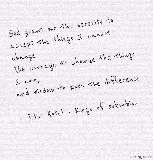 #tokiohotel #kingsofsuburbia #words