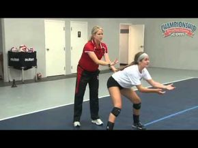 Passing Fundamentals for Volleyball