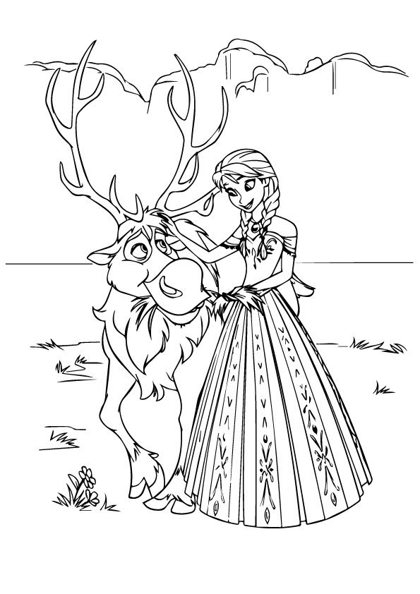Unique Activity Sheets From The For Children Disney S Frozen Me ...