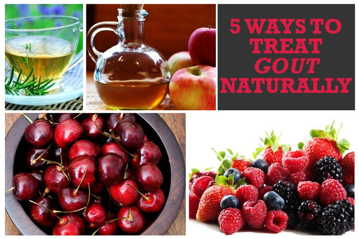 5 Ways To Treat Gout Naturally - check it out ==> http://naturehacks.com/natural-remedies/5-ways-to-treat-gout-naturally/