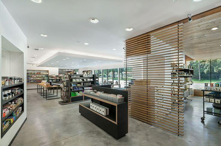 Mills Pharmacy | Birmingham, EUA | Fonte: http://architizer.com/projects/mills-pharmacy-and-apothecary/