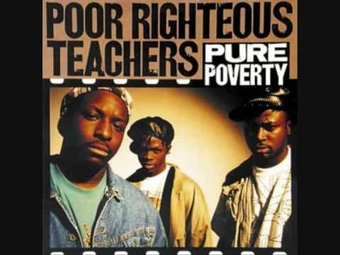 Poor Righteous Teachers - Words From The Wise - YouTube