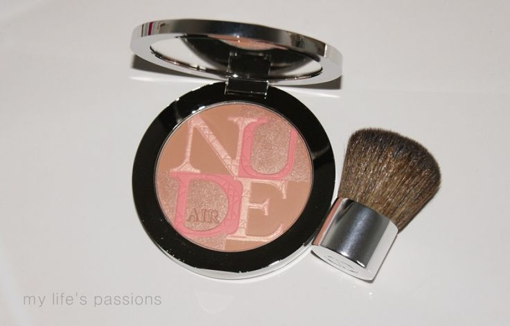 DIOR, Diorskin Nude Air Glow Powder, 004 Warm Light