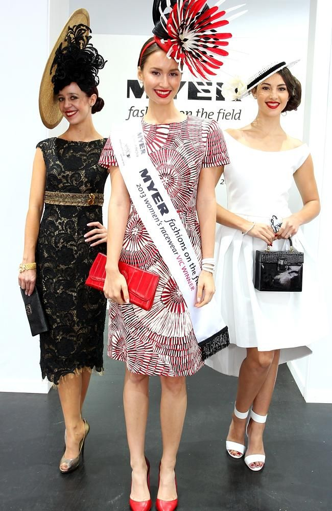 Classic chic reigns at Oaks Day