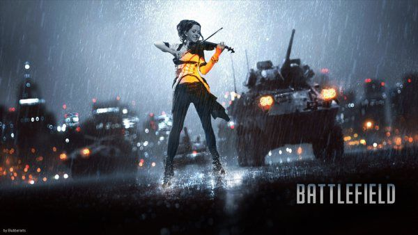50+ complete artwork collection of battlefield 4