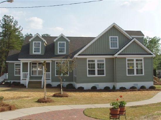 17 Best Ideas About Mobile Home Exteriors On Pinterest