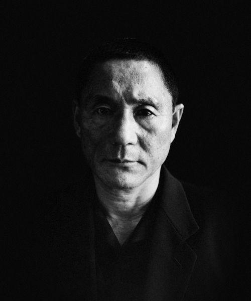 Takeshi Kitano : Comedian, Actor, Film Director, Artist (Japan)