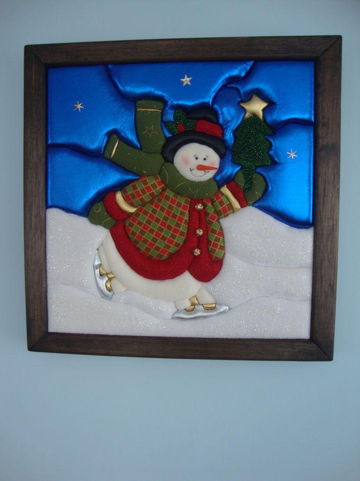 Nieve Patinador