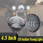 "♡∫ 4.5"" Motorcycle LED Auxiliary Passing #Spot Lights For #Harley Road King #Touring http://ebay.to/2ffchzB"