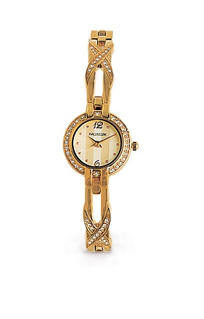Hallmark: Ladies' Gold Watch