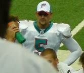 The Miami Dolphins part ways with kicker Dan Carpenter