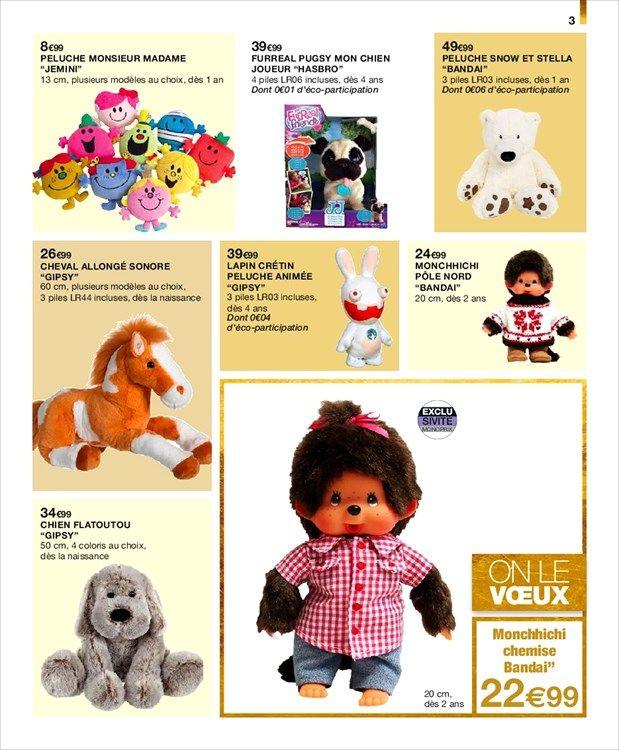 catalogue de promotions de Monoprix