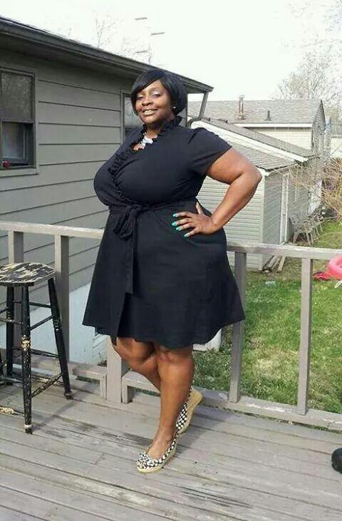 Big bbw black women