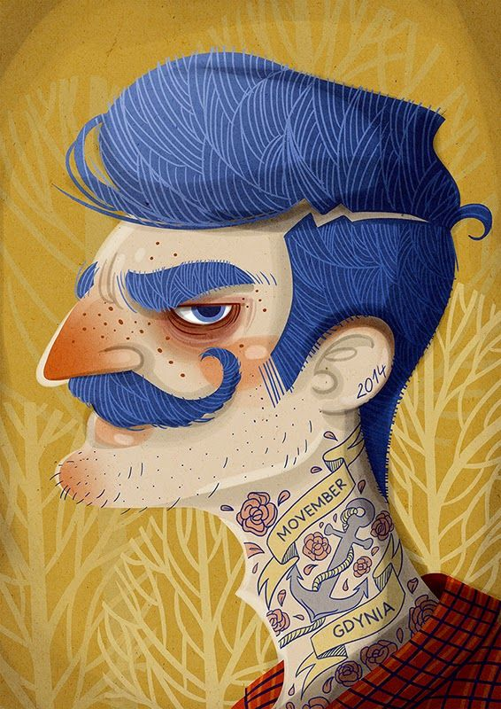 dewizka: Movember Gdynia 2014