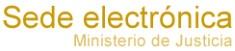 DNI electrónico para ciudadanos españoles: Ministerio de Justicia