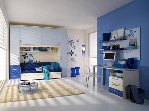 Decoracion de cuartos peque os para se oritas buscar con for Habitaciones para universitarios
