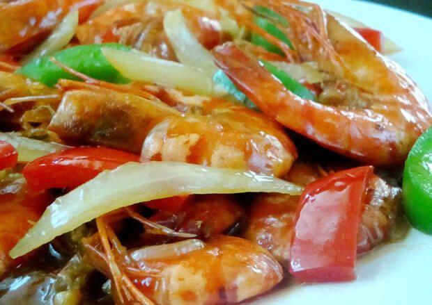 Resep Udang Saus Tiram | Resepkoki.co