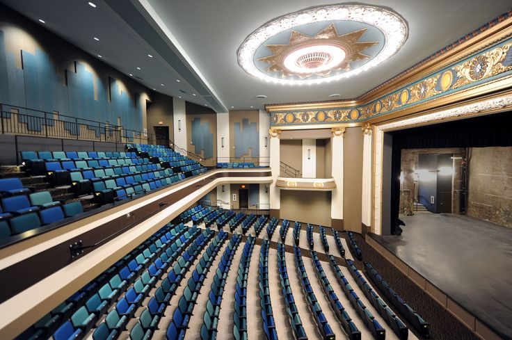 Cost To Remodel A Kitchen: Sun Theater Historic Renovation St. Louis, MO