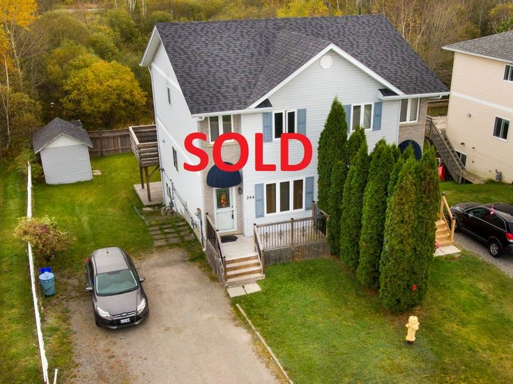 We SOLD 244 BENITA BLVD! Thinking of selling your Sudbury home? Call 705-470-3444 or visit www.SudburyHomeSearch.ca/home-evaluation.php for your Free Home Evaluation today!