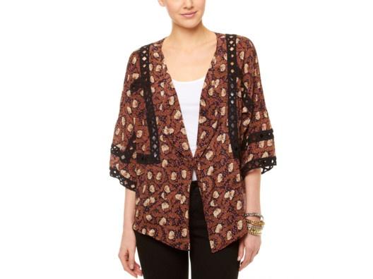 Embroidered Kimono by Daniel Rainn: Serena Williams, Fashion Upcycled, Aa Fashion, Dresses, Embroidered Kimonos, Products, Belts