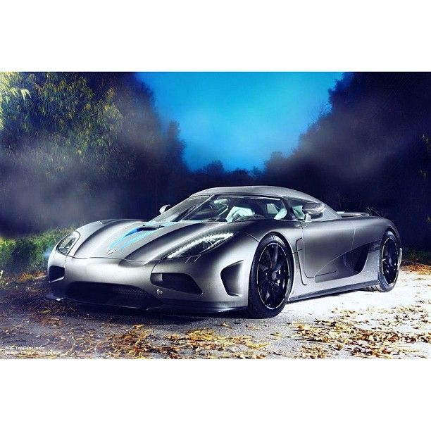 King Of The Cars: The Koenigsegg Agera