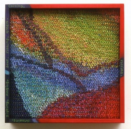 warp painted tapestries_slideshow    betty vera