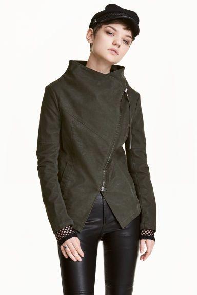 Biker jacket Model