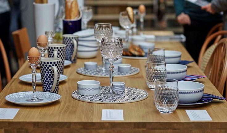 Polish Table- unique and  beautiful.