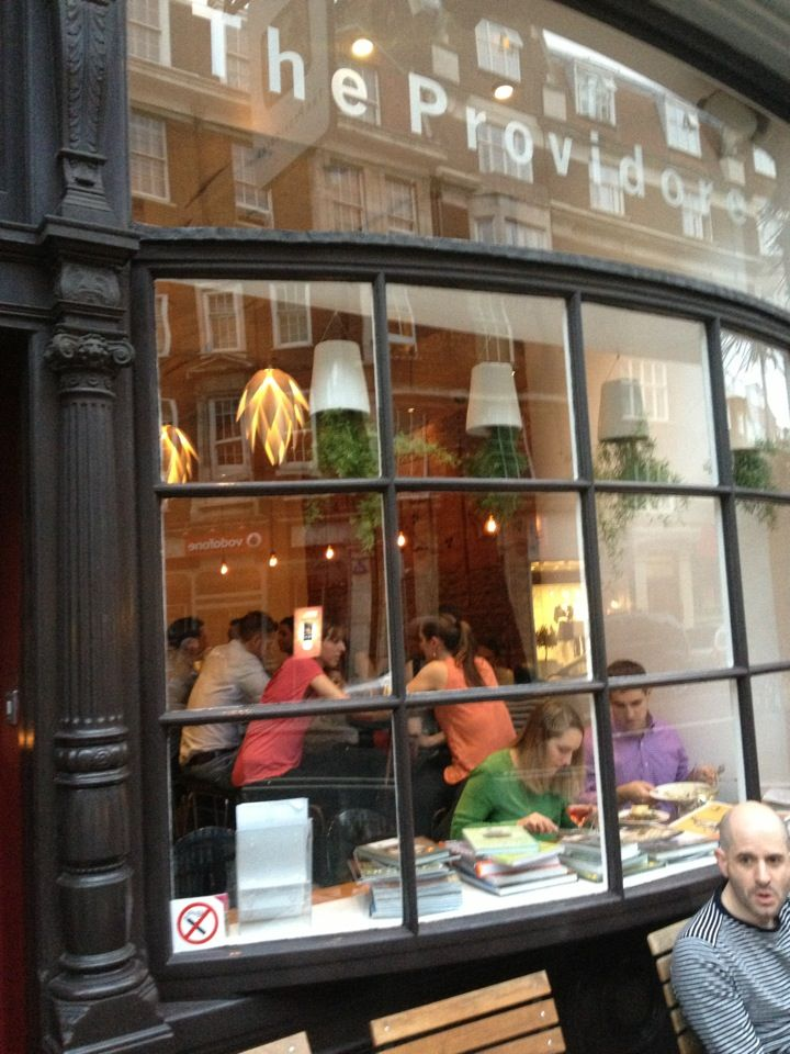 Craving something to share with your friend after a Sweaty Betty class? Head to Providores for a spot of tapas...