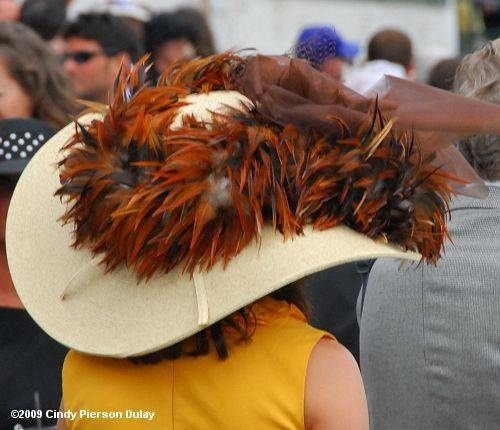 2009 Kentucky Derby Hat