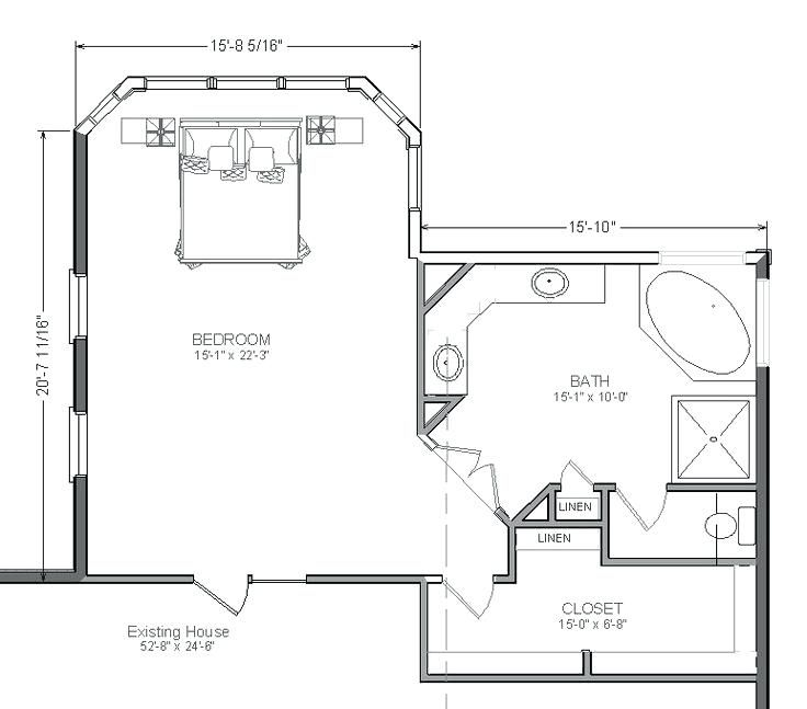 16x16 Master Bedroom Best Master Suite Layout Ideas On Master